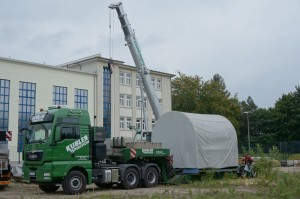 IMA Dresden übergibt Dornier 728 an  Museum Speyer