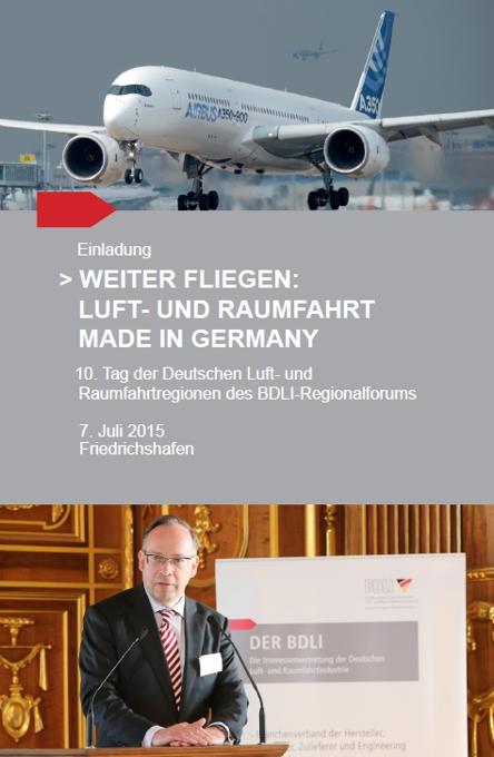 10. Tag der Deutschen Luft- und Raumfahrtregionen