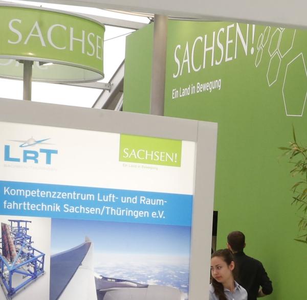 Gemeinschaftsstand Saxony Live