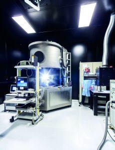 Das Thüringer Raumfahrtunternehmen Jena-Optronik entwickelt, fertigt und testet Sensoren und Instrumente für den Einsatz im Weltall.