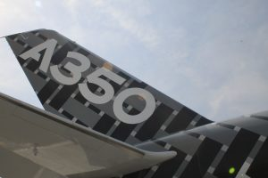 A350_vertical_stabilizer-Paris_Air_Show_2017