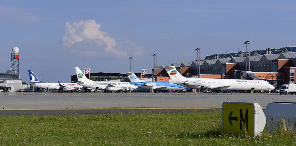 Flughafen Dresden