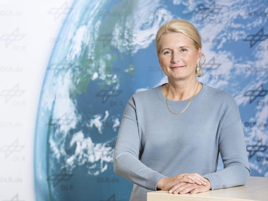 Prof. Dr. Pascale Ehrenfreund, Vorstandsvorsitzende des DLR