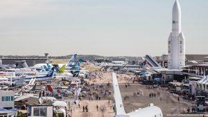 Exklusives Besucherprogramm für die Paris Air Show