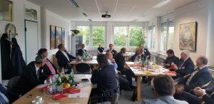 KMU-Geschäftsführer diskutieren über Chancen und Risiken russischer Geschäfte