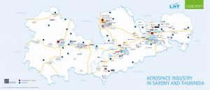 LRT Karte Luftfahrt | Raumfahrt